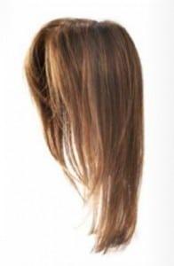 Haarteile aus Echthaar