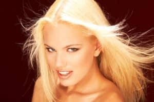 Dünne Haare und Haarausfall
