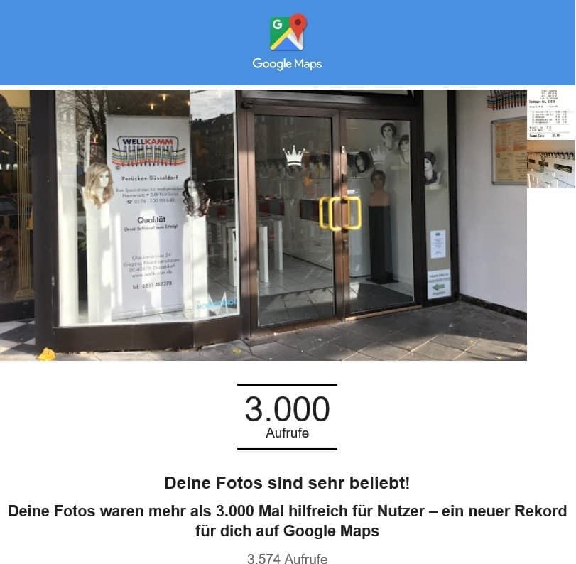 Perücke Düsseldorf – Kunden Bewertung