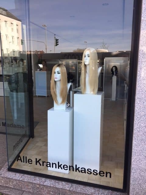 Zweithaar Düsseldorf