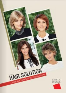 Hair Solution Perücke Gisela Mayer
