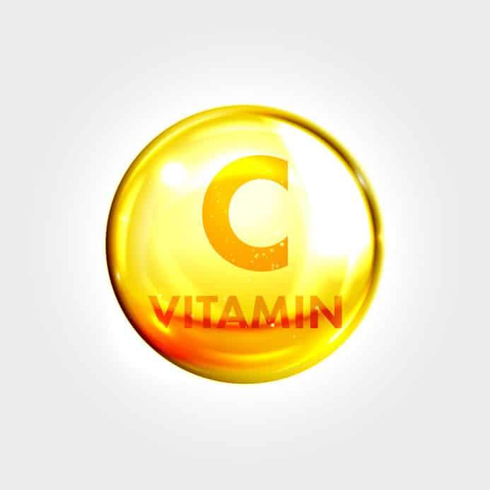 Natürliches Vitamin C kann unterstützend zur Heilung beitragen
