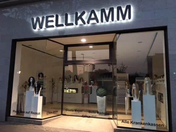 Perücken Fachstudio Wellkamm Düsseldorf