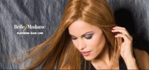 Belle Madame Platinum Hair Line