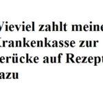 Wieviel zahlt meine Krankenkasse zur Perücke auf Rezept dazu 150x150 - IKK classic Perücken Versorgung Düsseldorf
