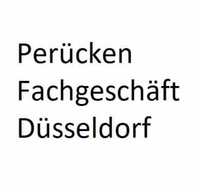 Perücken Fachgeschäft Düsseldorf