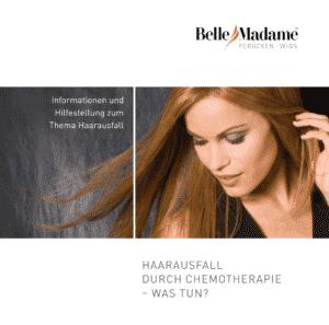 Belle Madame Medizinische Broschüre 2019 300x297 - Haarausfall durch Chemotherapie – Was tun?
