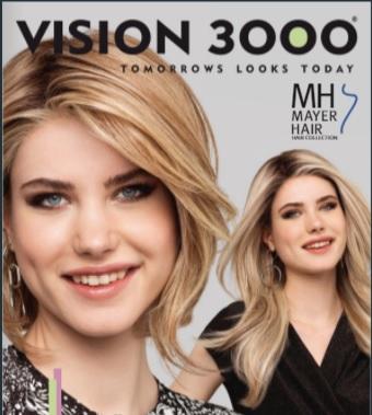 Gisela Mayer Perücken Vision 3000 Version 2020