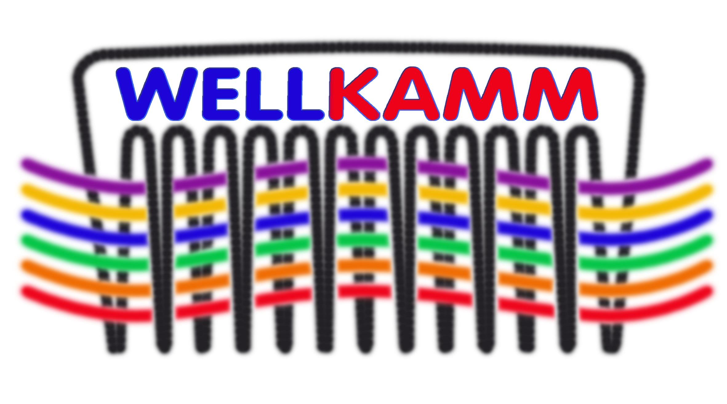 wellkamm Perücken Düsseldorf Logo
